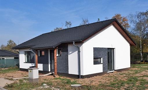 Dřevostavba Martina - rodinný dům