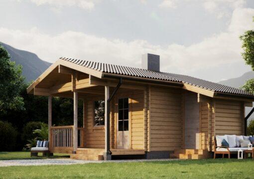Přízemní sauna Siim